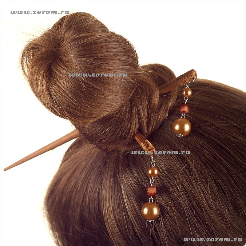Палочки для волос своими руками фото