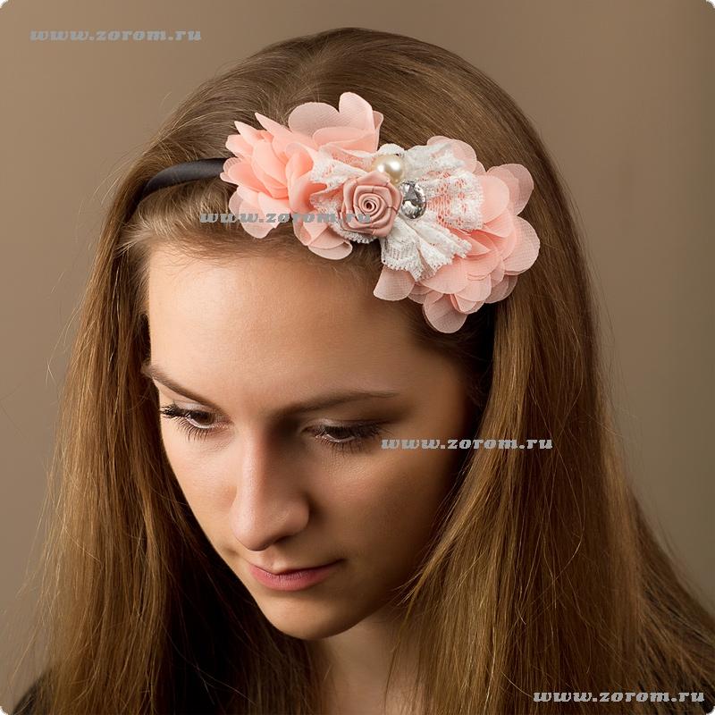 Фото ободков для волос